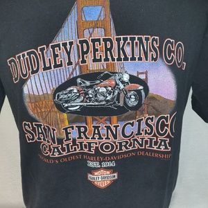 Harley Davidson Dudley Perkins San Francisco. L.